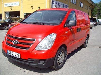 begagnad Hyundai H-1 Cargo 2.5 CRDi 136hk