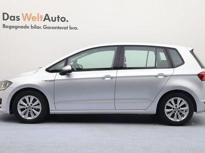 begagnad VW Golf Sportsvan TDI MASTERS