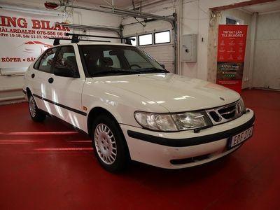 begagnad Saab 9-3 2.0 130hk NYBES EN ÄGARE