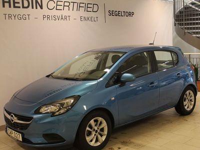 begagnad Opel Corsa ENJOY 5-DÖRRARS 1.4 ECOTECÖ (66 KW -17