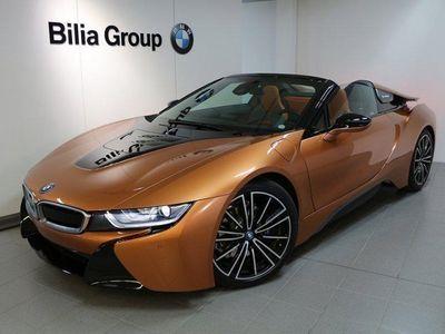 usata BMW i8 Roadster Interior Accaro Laserligh -19