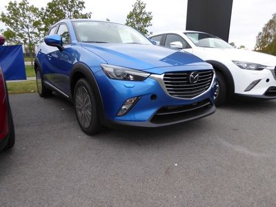begagnad Mazda CX-3 2.0 120hk, 6man 2WD Optimum
