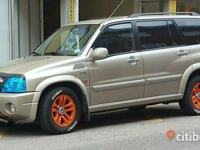 begagnad Suzuki Grand Vitara
