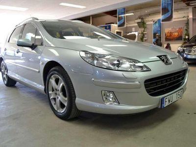 begagnad Peugeot 407 2,0 hdi -08