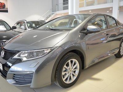 used Honda Civic 1.4 i-VTEC Euro 6 99hk 2166mil LE -15