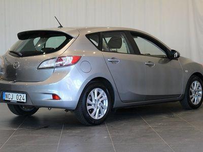 begagnad Mazda 3 Sport 1.6 Vinterhjul Mv+kupé 115hk