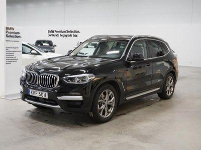 begagnad BMW X3 xDrive 20d xLine Adaptive Cruise Navi Värmare Drag