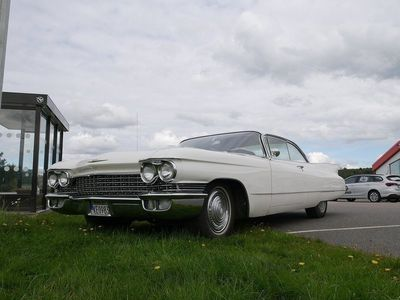 begagnad Cadillac Coupé DeVille 6.4 V8 OHV Hydra-Matic 349hk