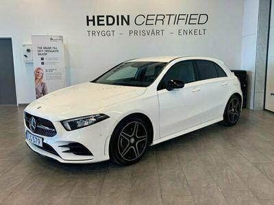 begagnad Mercedes A180 A Benz AAMG 7G-DCT 2019, Halvkombi Pris 249 900 kr