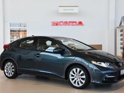 used Honda Civic 1.8 Sport 142hk