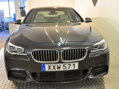 begagnad BMW 530 D xDrive Sedan, F10 (258hk) -15