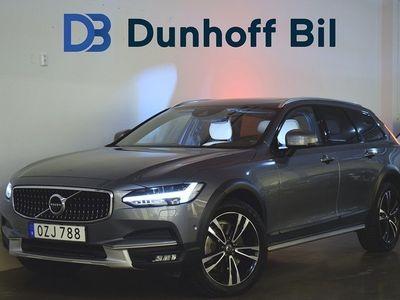 usado Volvo V90 CC JULREA D5 AWD Pro Polestar Eu6 240hk