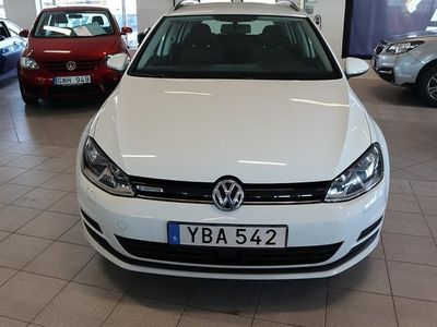 begagnad VW Golf VII 1.4 TGI BlueMotion Sportscombi (110hk)