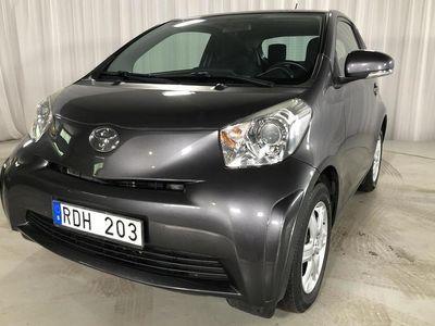 begagnad Toyota iQ