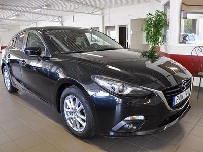 begagnad Mazda 3 2.0 120hk SKYACTIVE 5-d