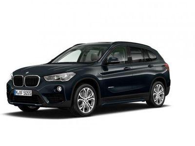 begagnad BMW X1 20d xDrive Aut Nav Drag Panorama Model Sport [190Hk] *DEAL DA