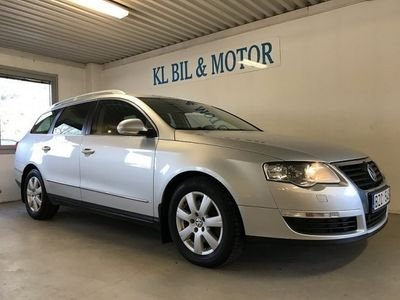 begagnad VW Passat TDi 140hk 4-Motion Kombi -08