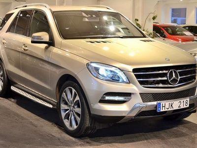 begagnad Mercedes 350 ML Benz4M Drag Gps 2013, SUV 269 900 kr