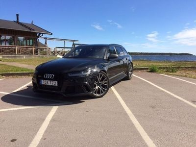 begagnad Audi RS6 Avant Performance 4.0 TFSI V8