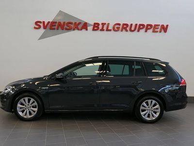 begagnad VW Golf 1.4 TGI CNG Style Euro 6 Drag Bt S+V-Hjul