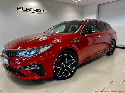 begagnad Kia Optima SW 1.6 T-Gdi GT-Line Plus DCT