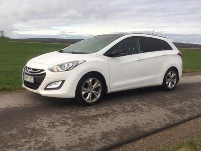 usata Hyundai i30 1.6 CRDi Kombi 2014, Personbil 79 500 kr - 95 500 kr