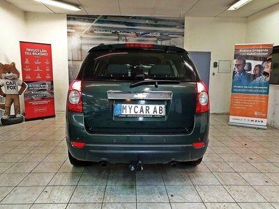 begagnad Chevrolet Captiva Sv-SÅLD,7-SITS,11000 MIL,100%ROSTFRI,DEFEKT