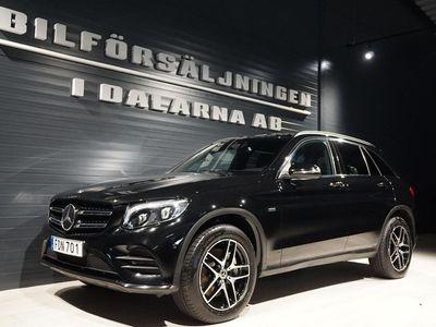 begagnad Mercedes GLC350 e 4M AMG Plug-in Hybrid