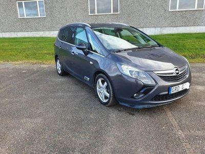 begagnad Opel Zafira Tourer 2.0