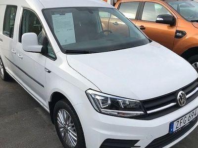 begagnad VW Caddy Maxi Life Caddy Maxi 150 TDI 2018, Personbil 261 250 kr