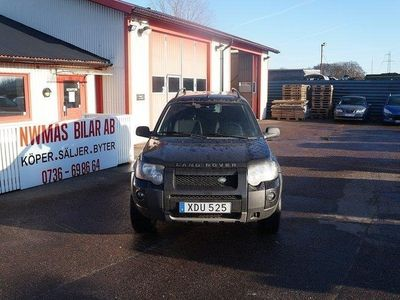 begagnad Land Rover Freelander 2.0 TD4 Automat/ Bes