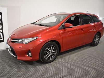 begagnad Toyota Auris Touring Sports 1.6 V-hjul Man Lågmil 5 År garanti