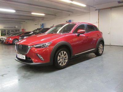 begagnad Mazda CX-3 2.0 Automat Euro 6 120hk OPTIMUM