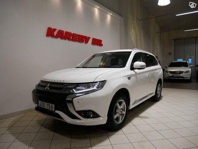 brugt Mitsubishi Outlander P-HEV HEV 4WD Aut City