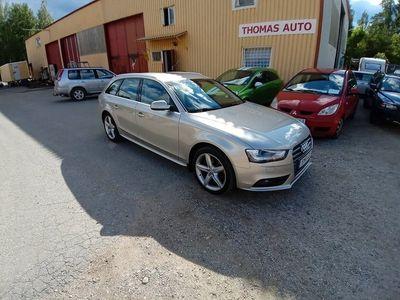 begagnad Audi A4 Avant 2.0 TDI DPF Proline 177hk