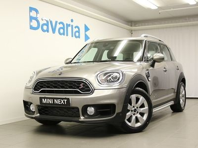 brugt Mini Countryman S ALL4 Connected Media Drag Komfortöppning Aut