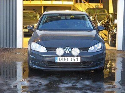 begagnad VW Golf 5-dörrar 1.6 TDI 4Motion 105h