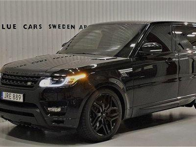 begagnad Land Rover Range Rover Sport 3.0 SDV6 4WD Aut -15