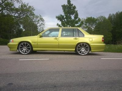 used Volvo 960 Stylad -91