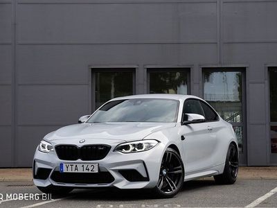 begagnad BMW M2 Competition 410hk H/K Drivers Package