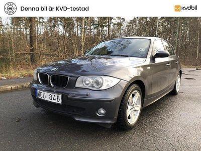 begagnad BMW 120 i 5dr, E87 (150hk)