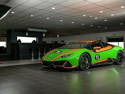 begagnad Lamborghini Huracán EVO / GT Celebration / 1 of 36