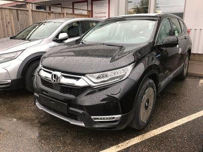 begagnad Honda CR-V Hybrid AWD ECVT Euro 6 215hk