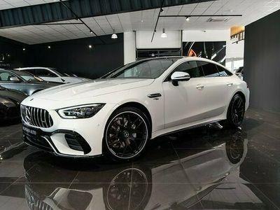 begagnad Mercedes AMG GT Benz 43 Coupé 4MATIC Performance 2021, Sportkupé Pris 995 000 kr