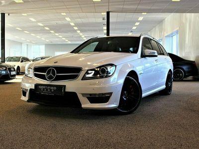 begagnad Mercedes C63 AMG C BenzAMG Plus Sport 2011, Kombi Pris 339 900 kr