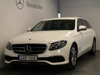 begagnad Mercedes E200 d Kombi, Vinterpaket