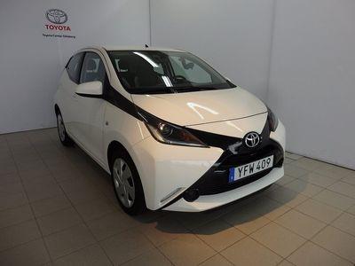 begagnad Toyota Aygo 1,0 5-D X-PLAY