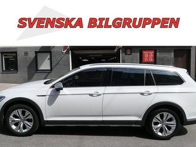 used VW Passat Alltrack 2.0 TDI DSG Executive Drag Värmare