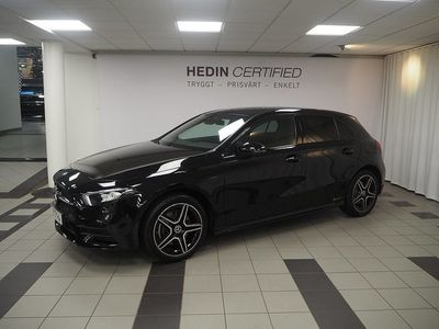 begagnad Mercedes A250 E AMG-Line Night Package