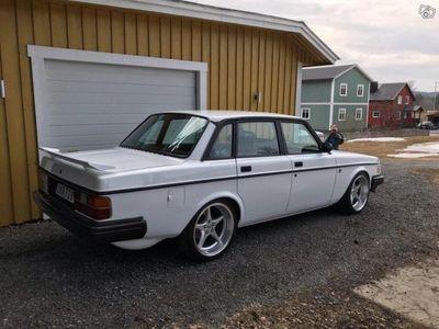 brugt Volvo 240 turbo -83